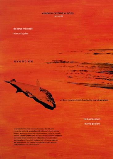 Orange Promotional Poster (C) Véspera Cinema e Artes 2016
