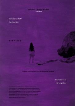 Purple Celebration Poster (C) Véspera Cinema e Artes 2016