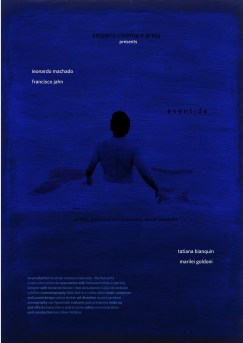 Blue Celebration Poster (C) Véspera Cinema e Artes 2016