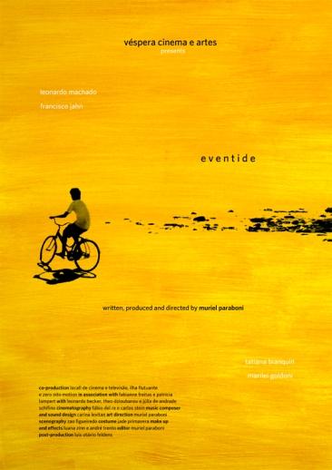 Yellow Release Poster (C) Véspera Cinema e Artes 2016